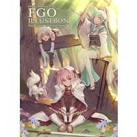 Doujinshi - Illustration book - Fate/Grand Order / Jack the Ripper & Astolfo & Kiyohime & Hassan of Serenity (FGO ILLUSTBON) / 猫と桜餅