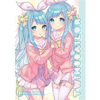 Doujinshi - Illustration book - beatmania (TwinsSailor) / Cotton Candy
