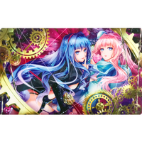 Card Game Playmat - Macross Frontier / Sheryl Nome