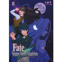 Doujinshi - Novel - Fate/stay night (Fate/Magus Meets Magician II) / Dic-Code