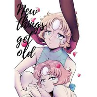 Doujinshi - Steven Universe / Pearl (new things get old) / Cream pie