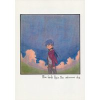 Doujinshi - IM@S / Chihaya Kisaragi (Blue birds fly in the unknown sky.) / 4thセンス