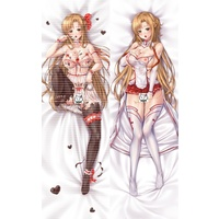 [Adult] Dakimakura Cover - Illustration Card - Sword Art Online / Asuna