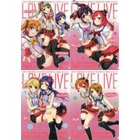 Plastic Folder - Love Live