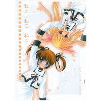 Doujinshi - Magical Girl Lyrical Nanoha (【コピー誌】ねこねこねこ) / SEA STAR