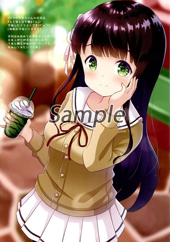 Doujinshi - Illustration book - petitefille 02 2019 WINTER / Holy Berry