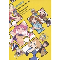 Doujinshi - Illustration book - Anthology - NIJIIRO / atelier Tiv artworks/KiracnaDays