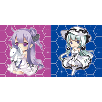 Cushion Cover - Azur Lane / Illustrious & Unicorn