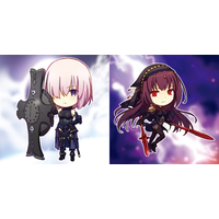 Cushion Cover - Fate/Grand Order / Mash & Scathach