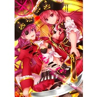 Doujinshi - Illustration book - beatmania / Rasis (SOUND VOLTEX) & Grace (SOUND VOLTEX) (Treasure) / 竹やぶ