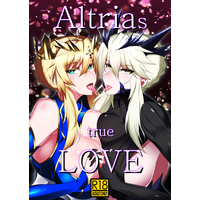 [Hentai] Doujinshi - Fate/Grand Order / Lancer (Altrias true LOVE) / 自己満喫。