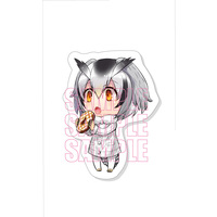 Stickers - Kemono Friends / Northern White-faced Owl