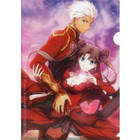 Plastic Folder - Fate/stay night / Rin & Archer