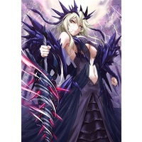 Tapestry - Fate/Grand Order / Saber Alter & Artoria Pendragon (Lancer Alter)