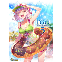 Doujinshi - Illustration book - Fate/Grand Order / Kama (FGO Illustrations 5) / ReDrop