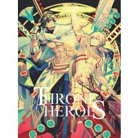 Doujinshi - Illustration book - Fate/Grand Order / Gilgamesh & Nitocris & Cleopatra & Ozymandias (Throne of Heroes) / R.I.N