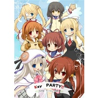 Doujinshi - Anthology - Omnibus - Little Busters! (Key PARTY!!) / UCYUNEKOGUNDAN