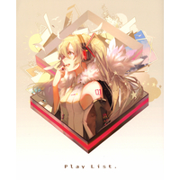 Doujinshi - Illustration book - VOCALOID (Play List.) / field
