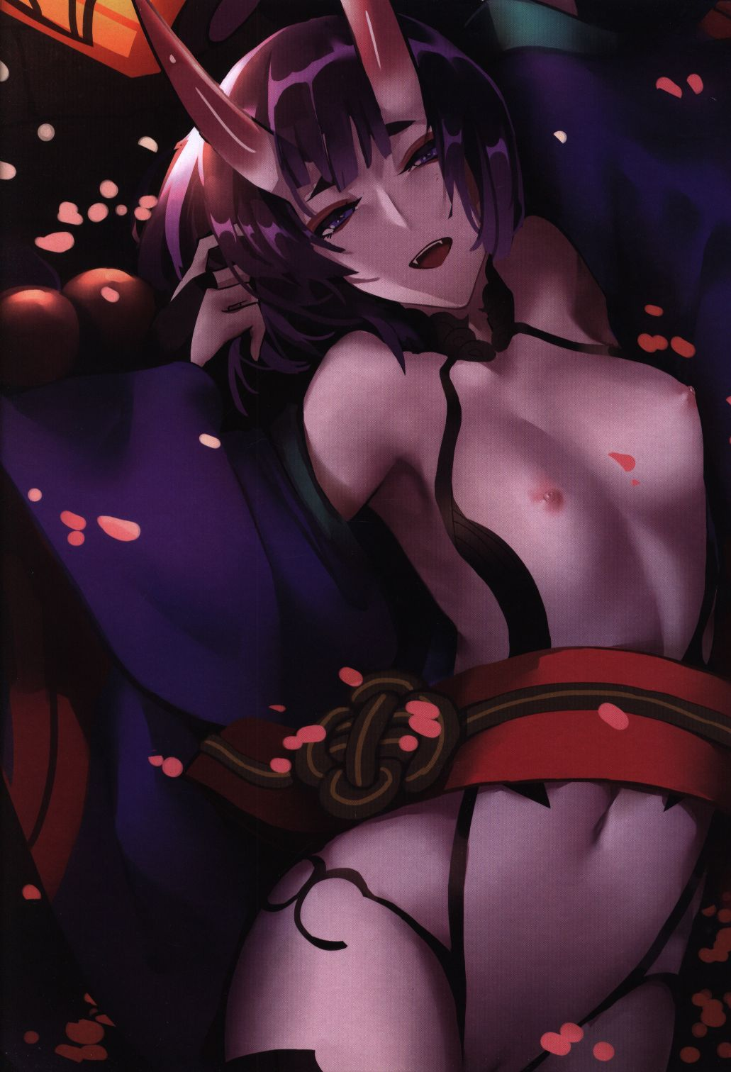 [Hentai] Doujinshi - Fate/Grand Order / Caster of Nightless City & Caster of Midrash (極楽の狂騒曲II) / TOHOORIN
