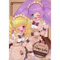 Doujinshi - Illustration book - PriPara (PRIPARA TOWN CAFE in PARAJUKU) / くろらび
