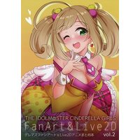 Doujinshi - Illustration book - IM@S: Cinderella Girls (FanArt&Live2D vol.2) / Nekoranbu