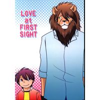 Doujinshi - Kemono (Furry) (LOVE at FIRST SIGHT) / いぬいま