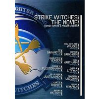 Illustration book - Strike Witches