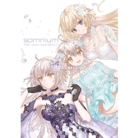 Doujinshi - Illustration book - Fate/Grand Order / Jeanne d'Arc (Alter) & BB & Meltlilith & Ereshkigal (somnium) / かえるれうむ