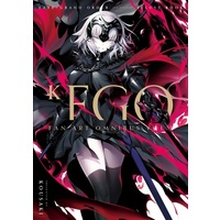 Doujinshi - Illustration book - Fate/Grand Order / Saber Alter & Jeanne d'Arc & Okita Souji & Jeanne d'Arc (Alter) (K.FGO Fan Art Omnibus.1) / GH.K