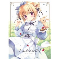 Doujinshi - Illustration book - 【メロン限定特典付】La dentelle5 / CANVAS+GARDEN