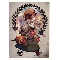 Doujinshi - Illustration book - Final Fantasy XIV / King (Type-0) (MONOLOG) / mono