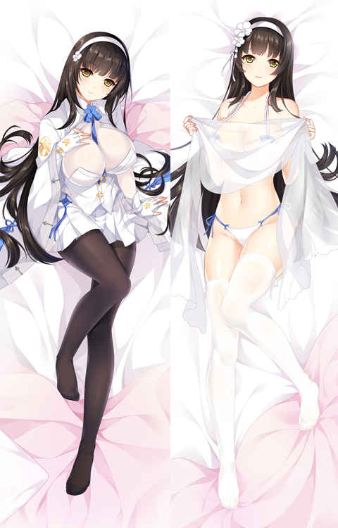 Dakimakura Cover - Girls' Frontline / Type 95