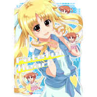 Doujinshi - Magical Girl Lyrical Nanoha / Nanoha x Fate (FATEFUL HEART) / Cataste