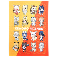 Towels - Kemono Friends / All Characters