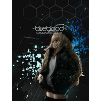 Doujinshi - Illustration book - blueblood MANKIND MATERIAL / ポジ