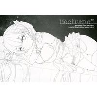 Doujinshi - Illustration book - Nocturne vol.3 / むらさきいろのよる (Murasaki-iro no Yoru)