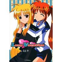 Doujinshi - Novel - Magical Girl Lyrical Nanoha (Long Vacation) / Real Sunrise