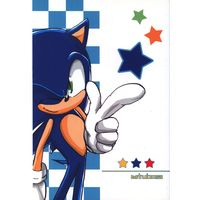 Doujinshi - Sonic the Hedgehog (mitubosi) / BLUE-BLACK