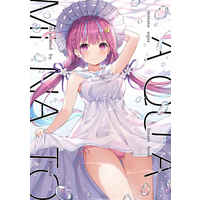 Doujinshi - Illustration book - VTuber (AQUA) / 茶茶ナコ