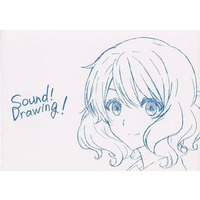 Doujinshi - Illustration book - Hibike! Euphonium (Sound!Drawing!) / MICHINOKU DOUGA