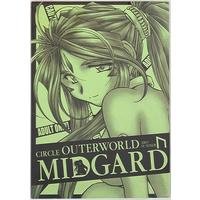 [Hentai] Doujinshi - Ah! Megami-sama (MIDGARD2007.07.21発行C64再販UR C64) / Circle OUTTER WORLD