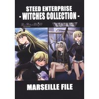 Doujinshi - Strike Witches (ストライクウィッチーズ -WITCHES COLLECTION- MARSEILLE FILE) / STEED ENTERPRISE