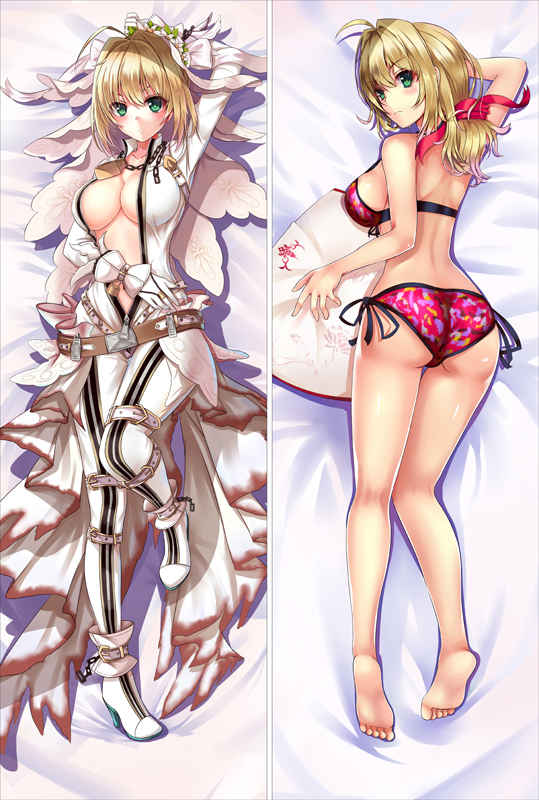 Dakimakura Cover - Fate/Grand Order / Nero Claudius (Fate Series)