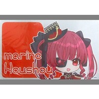 Card Game Playmat - hololive / Houshou Marine